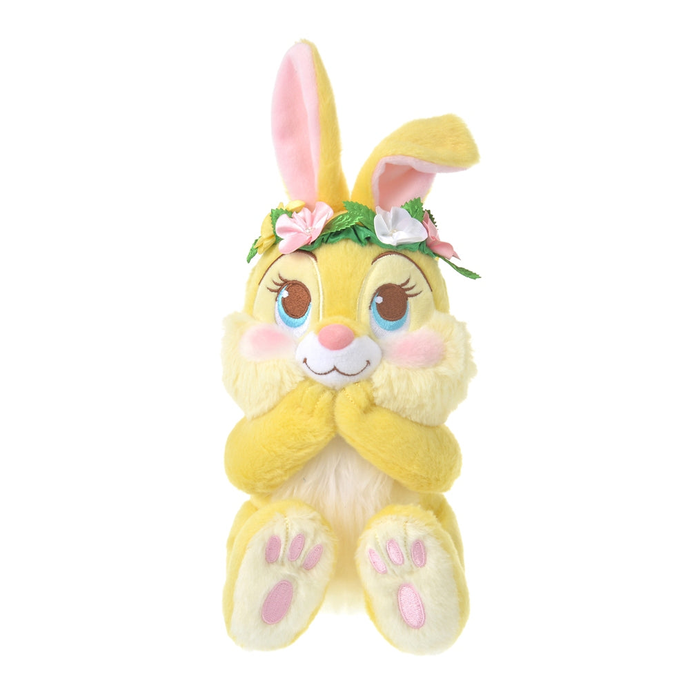 Miss Bunny Plush Doll Flower Garden Disney Store Japan Easter 2021