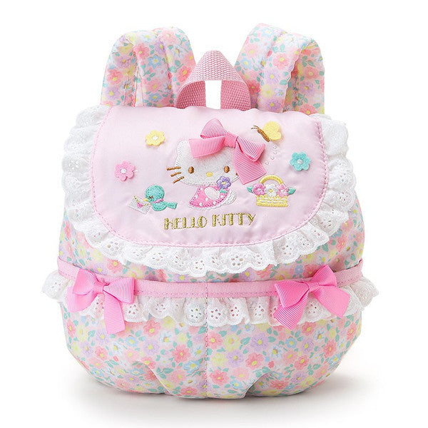 Hello Kitty mini Backpack Flower Sanrio Japan Kids