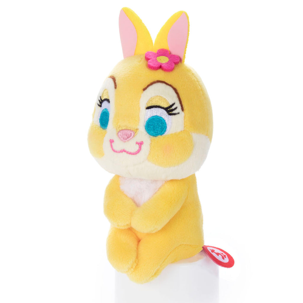 Miss Bunny Chokkirisan mini Plush Doll Disney Takara Tomy Japan Bambi