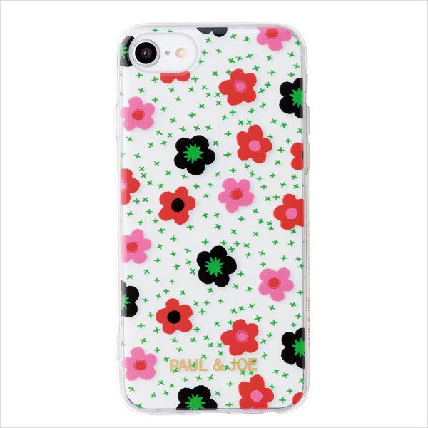 iPhone 8 7 6s 6 Soft Case Cover Daisy World PAUL & JOE Japan