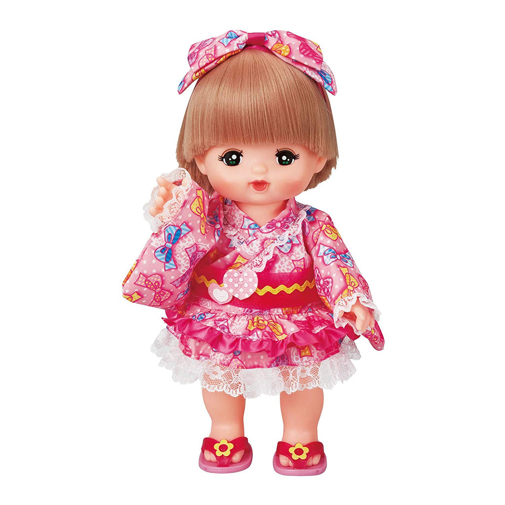 Costume for Mell Chan Yukata Summer Kimono Pilot Japan Pretend Play Toys