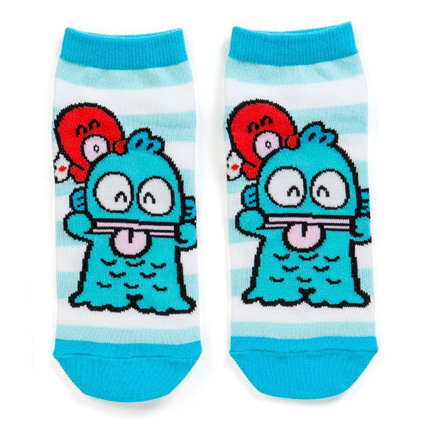 Hangyodon Sneaker Socks Ice Sanrio Japan
