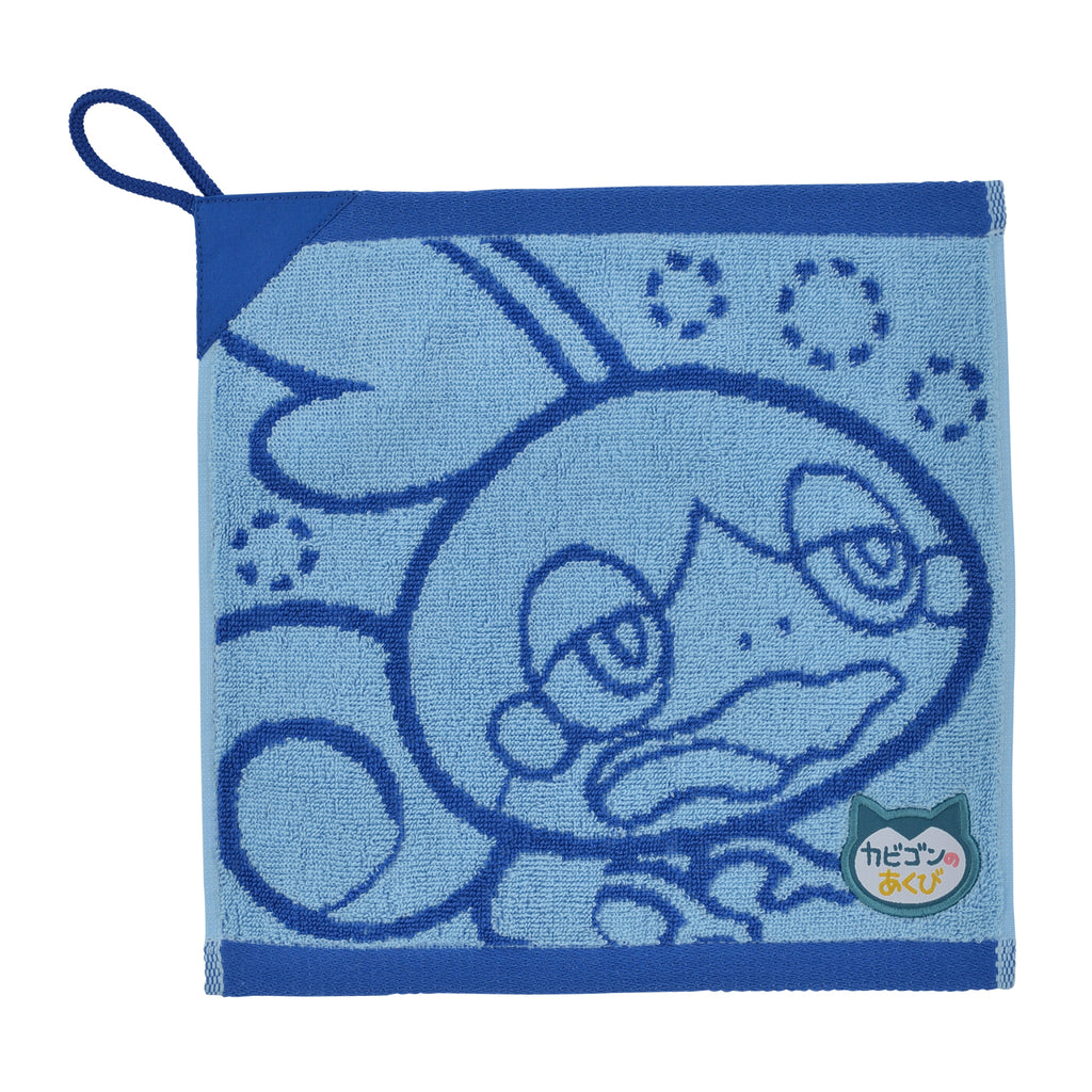 Sobble Messon Hand Towel Snorlax Yawn Pokemon Center Japan Original