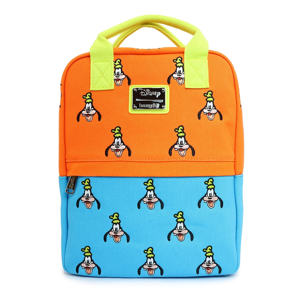 Goofy Backpack Embroidery Loungefly Disney Store Japan