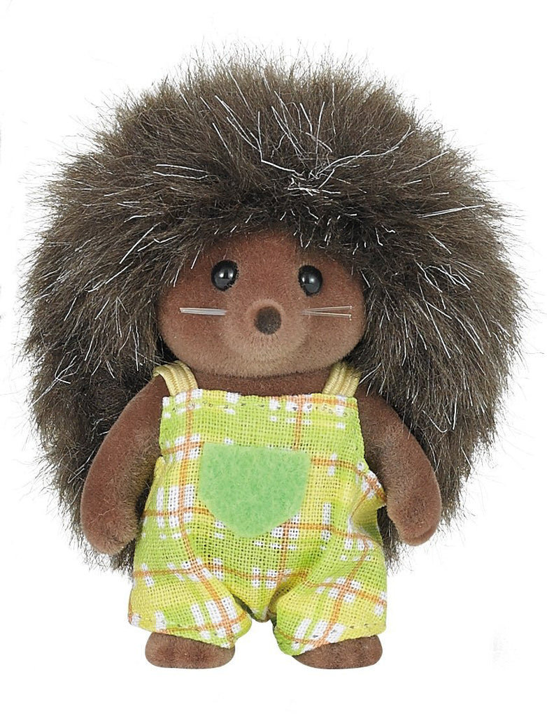 Hedgehog Doll Boy Son He-03 Sylvanian Families Japan Calico Critters