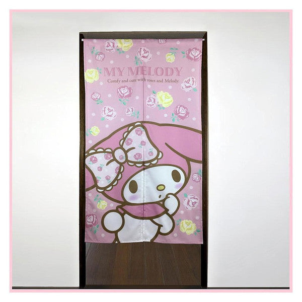 Japanese Doorway Curtain Noren My Melody Sanrio Japan