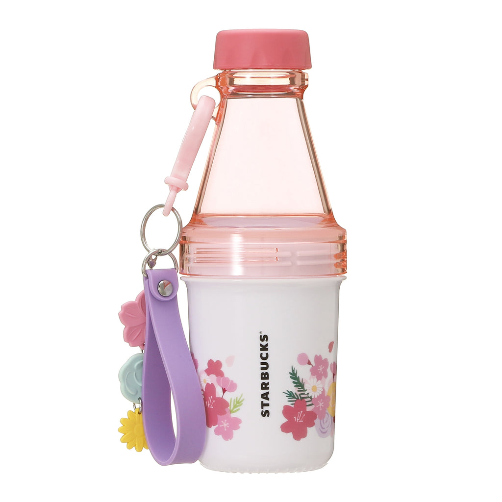 Bottle Tumbler Flower Charm 473ml SAKURA 2021 Starbucks Japan Ver. 2
