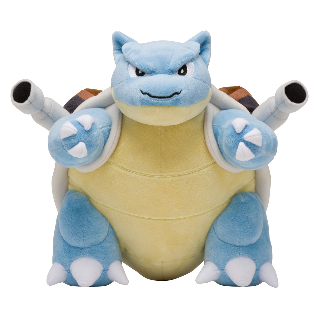 Blastoise Kamex Plush Doll Pokemon Center Japan Original