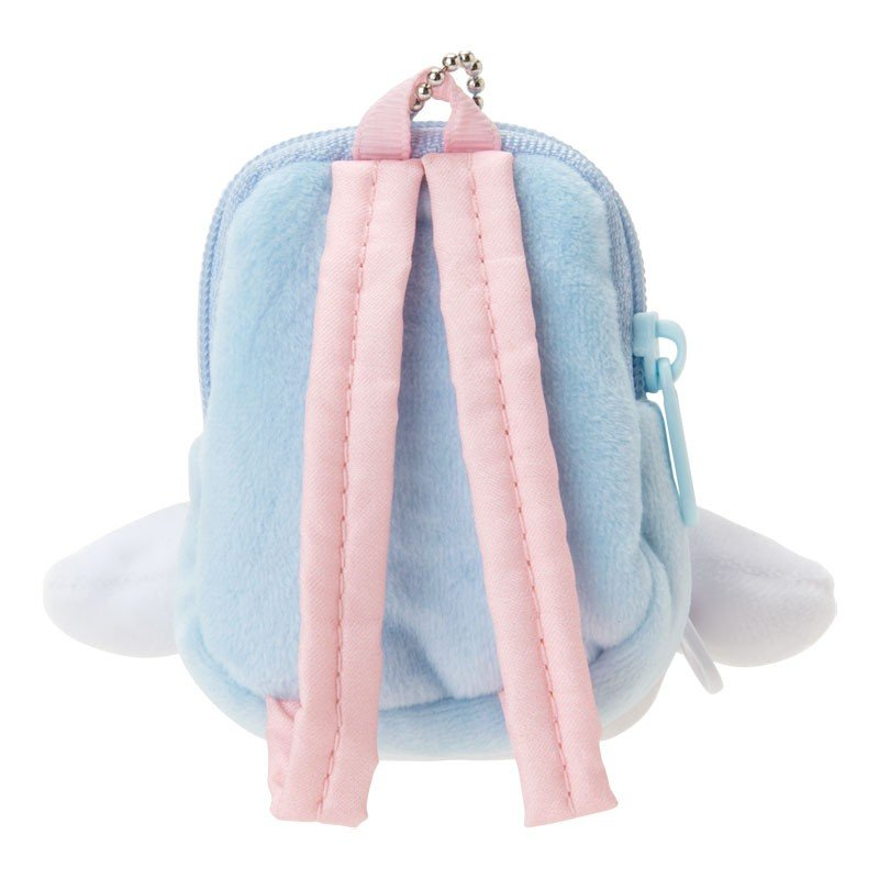 Cinnamoroll Plush Keychain Backpack shape Sanrio Japan 2019
