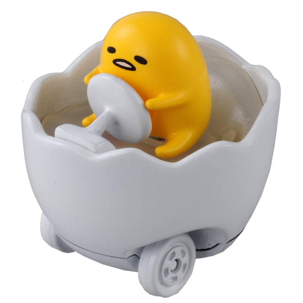Gudetama Egg Tomica Toy Car Dream No. 157 Sanrio Japan
