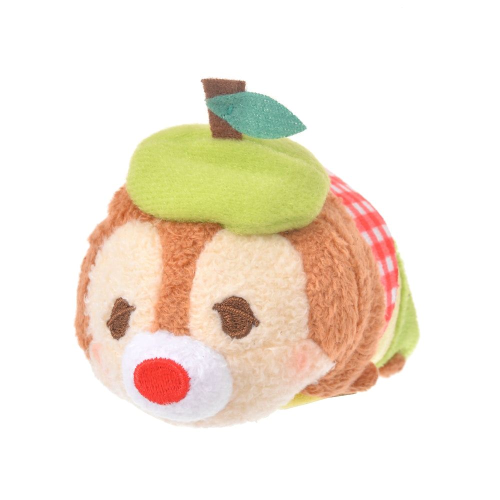Dale Tsum Tsum Plush Doll mini S Apple Disney Store Japan 2020