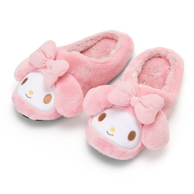 My Melody Boa Room Shoes Women Free Size Sanrio Japan 2018