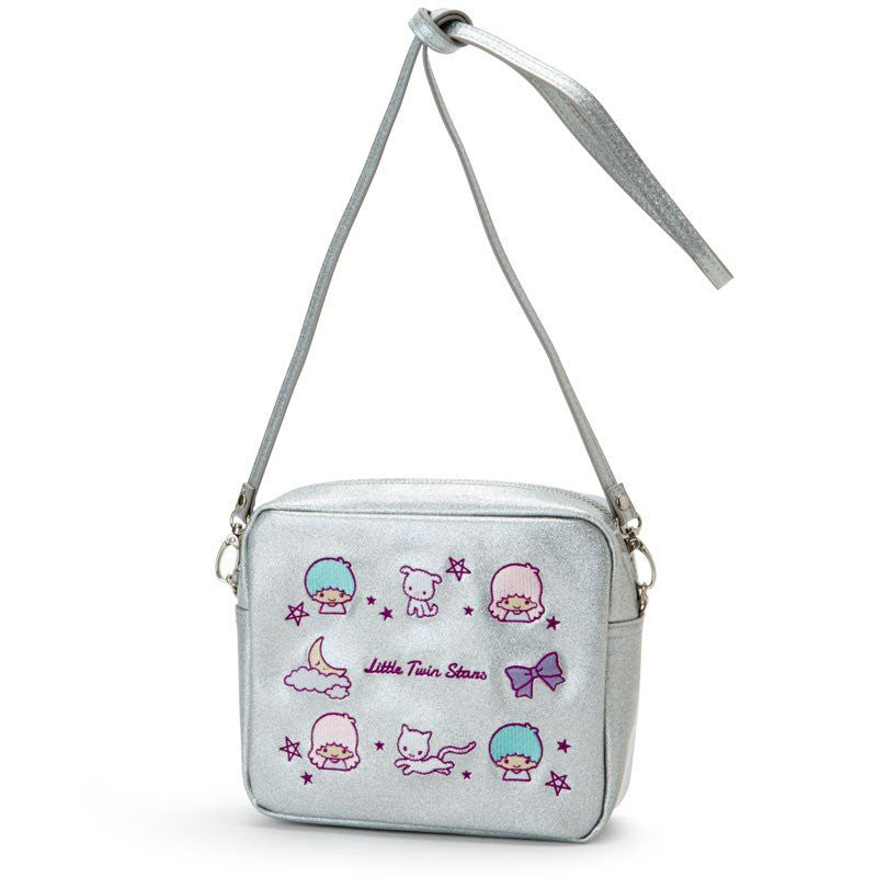 Little Twin Stars mini Shoulder Bag Spark Decoration Sanrio Japan Kiki Lala