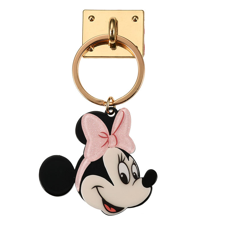 Minnie Smartphone Ring Face Disney Store Japan
