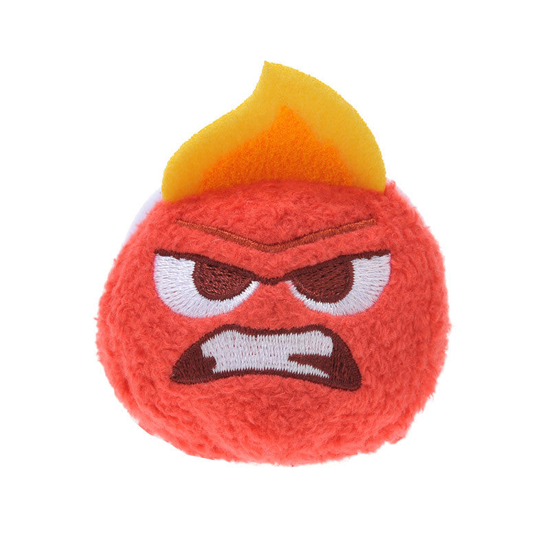 Disney Store Japan (S) TSUM TSUM mini Plush - Inside Out Anger Disney Pixar