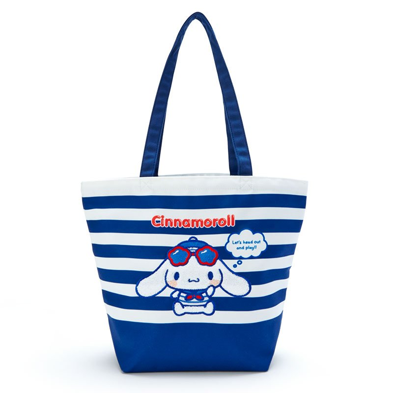 Cinnamoroll Tote Bag Marine Sanrio Japan