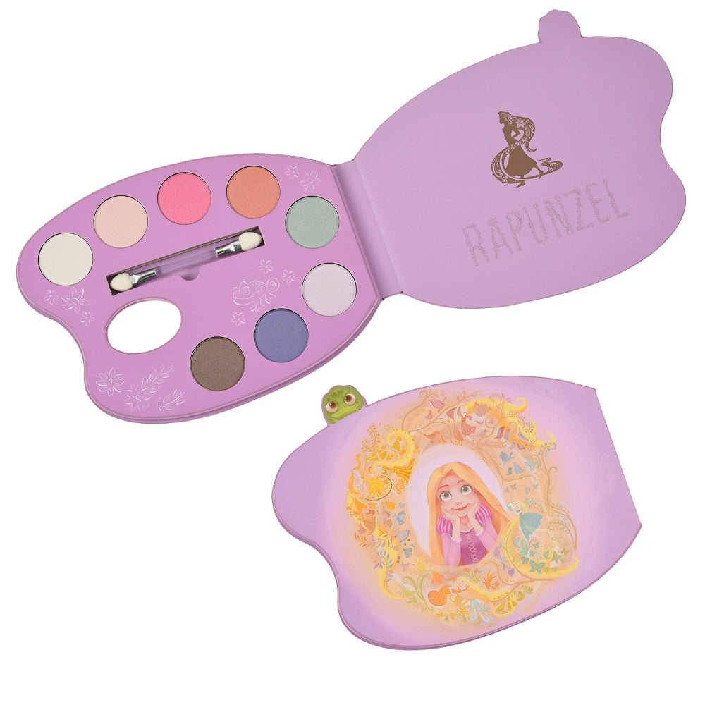 Rapunzel & Pascal Eye Shadow Palette Tangled 10 Years Disney Store Japan