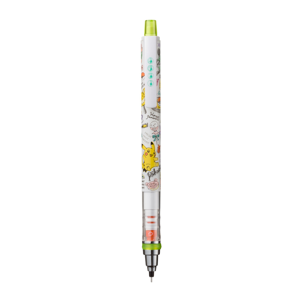 KURU TOGA Mechanical Pencil Pokemon diner Japan Original