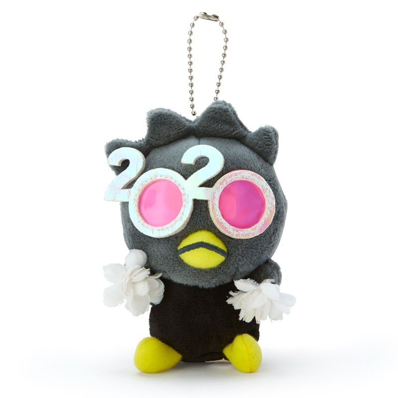 Bad Badtz-Maru Plush Mascot Holder Keychain Sanrio characters 2020 Japan