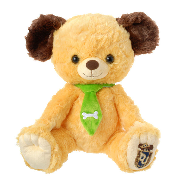 UniBEARsity Maple Pluto Plush Doll Disney Store Japan
