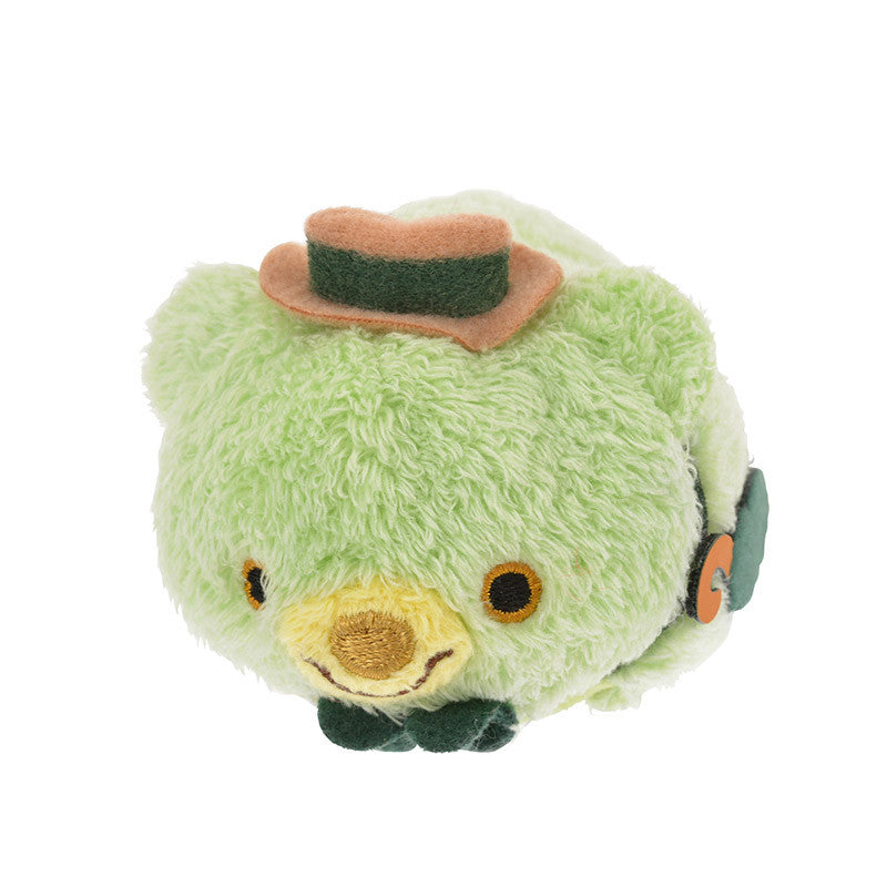 UniBEARsity Avocado Jose Plush Doll Tsum Tsum mini S Disney Store Japan