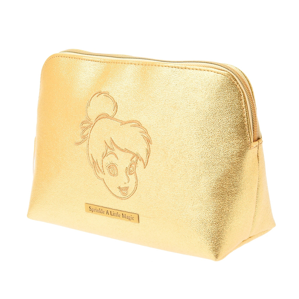 Tinker Bell Pouch Sprinkle A Little Magic Disney Store Japan