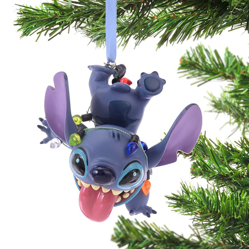 Stitch Christmas Tree Ornament Illumination Disney Store Japan 2018