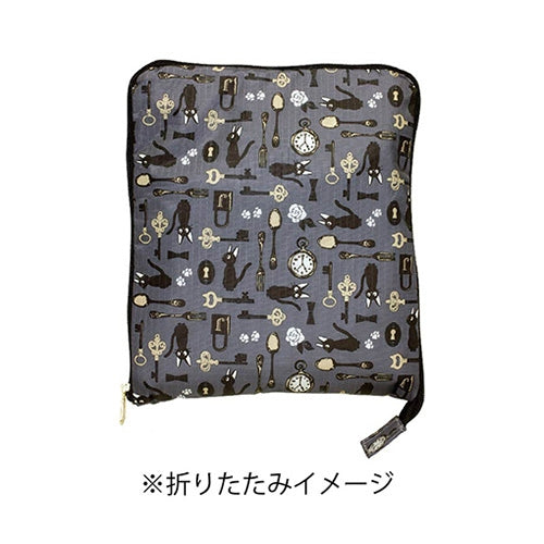 Kiki's Delivery Service Jiji Folding Boston Bag Classical Studio Ghibli Japan