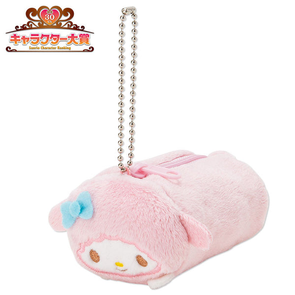 My Sweet Piano Mascot Key Chain mini Pouch SANRIO Japan TSUM TSUM