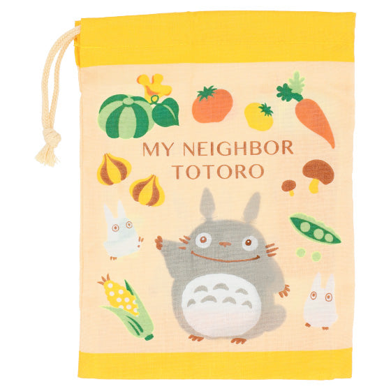 My Neighbor Totoro Cup Pouch Vegetables Color Studio Ghibli Japan KB62