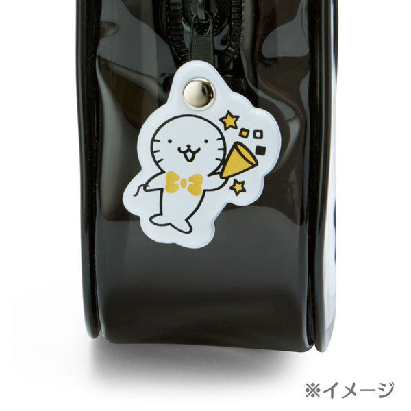 Bad Badtz-Maru PVC Flat Pouch Gorgeous birthday Sanrio Japan