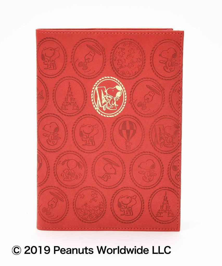 Snoopy 2020 Schedule Book B6 Weekly Red Afternoon Tea PEANUTS Japan