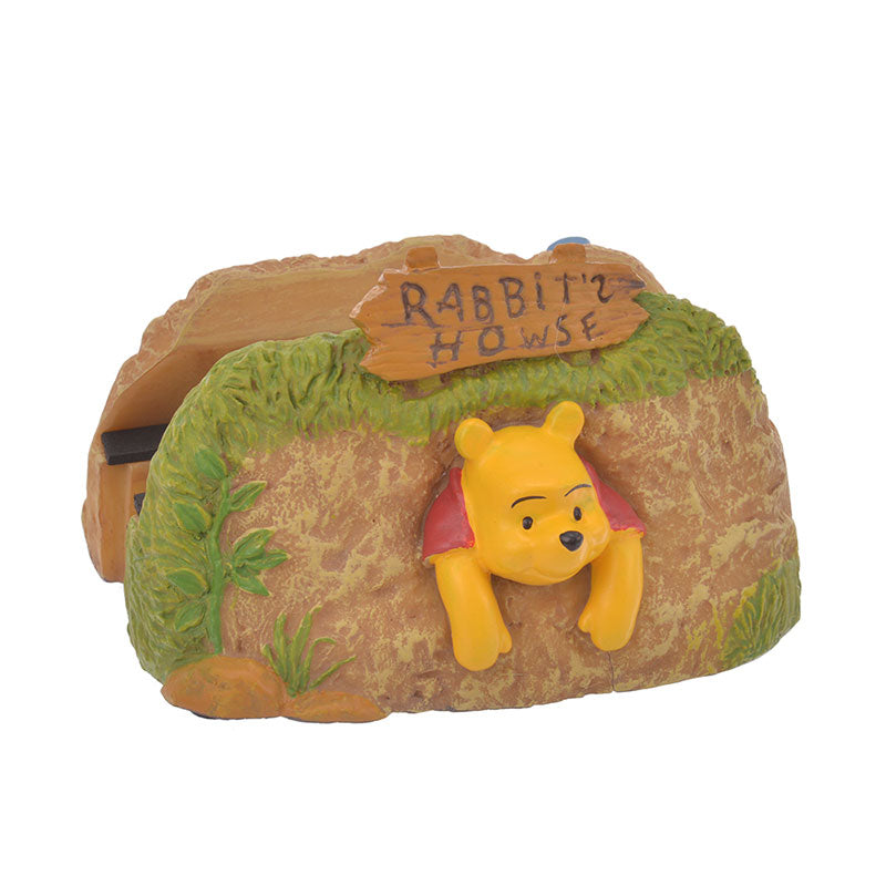 Winnie the Pooh Hunny Figure Smartphone Stand Disney Store Japan