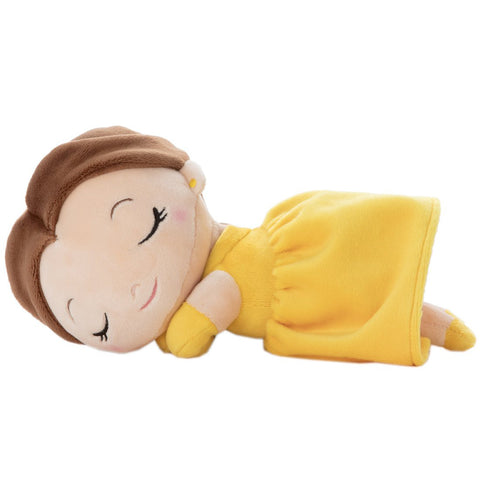Belle Plush Doll Suyashya Sleeping Friend Disney Japan Beauty and the Beast
