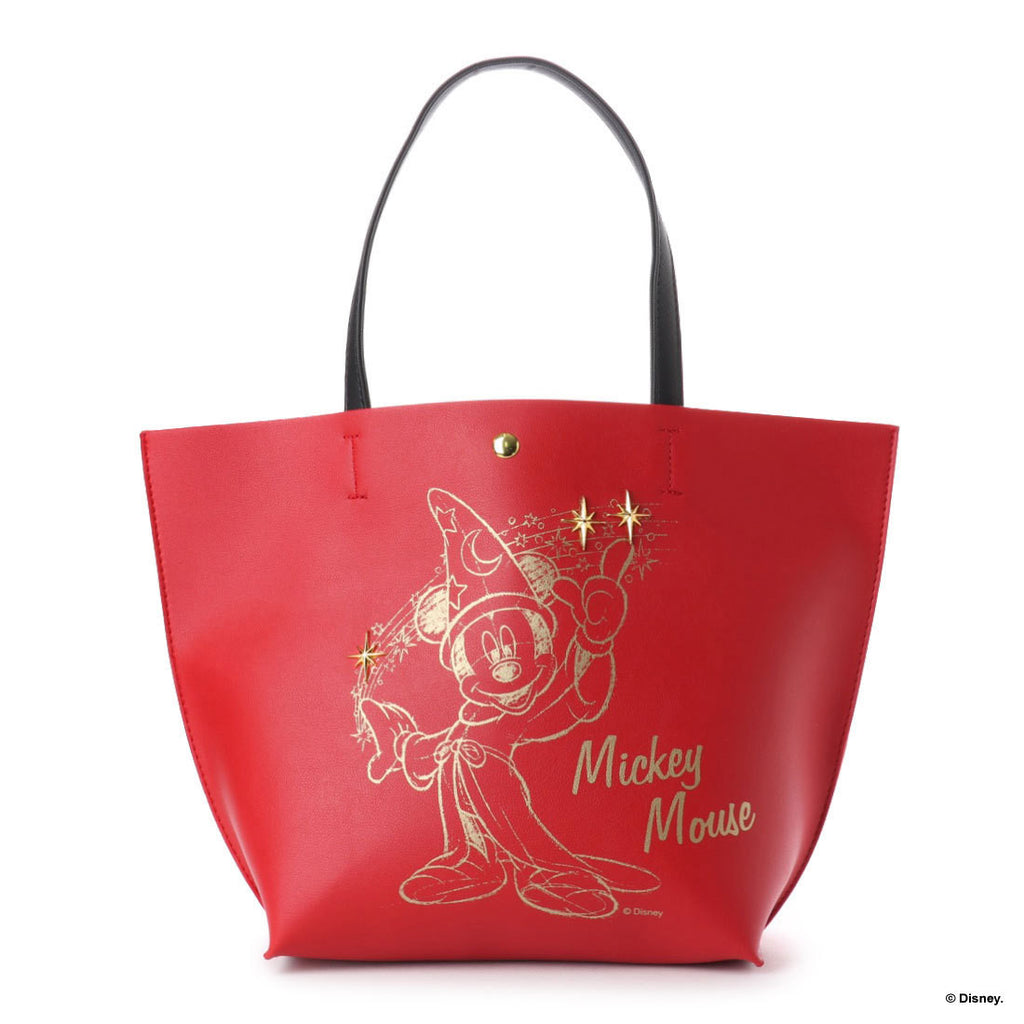 Mickey Tote Bag Red Star Corolle D23 Disney COLORS by Jennifer sky Japan