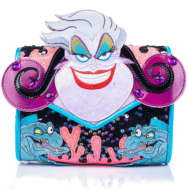 Ursula Shoulder Bag Elegant Evil Irregular Choice Disney Store Japan