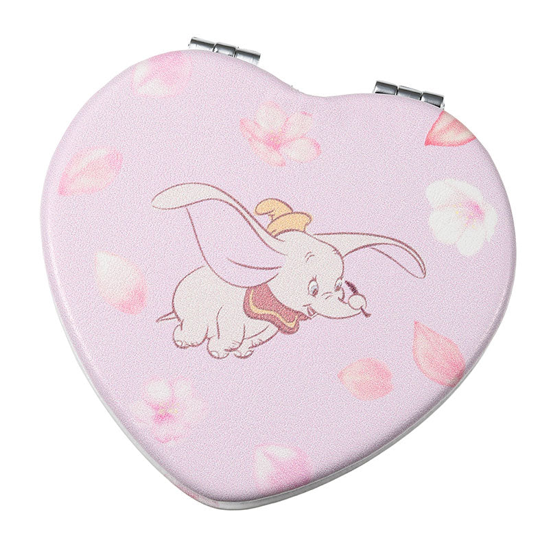 Dumbo Hand Mirror Heart SAKURA COSME Disney Store Japan