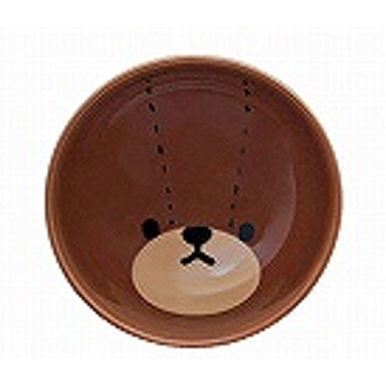 Bowl Jackie Color Face the bears' school Japan