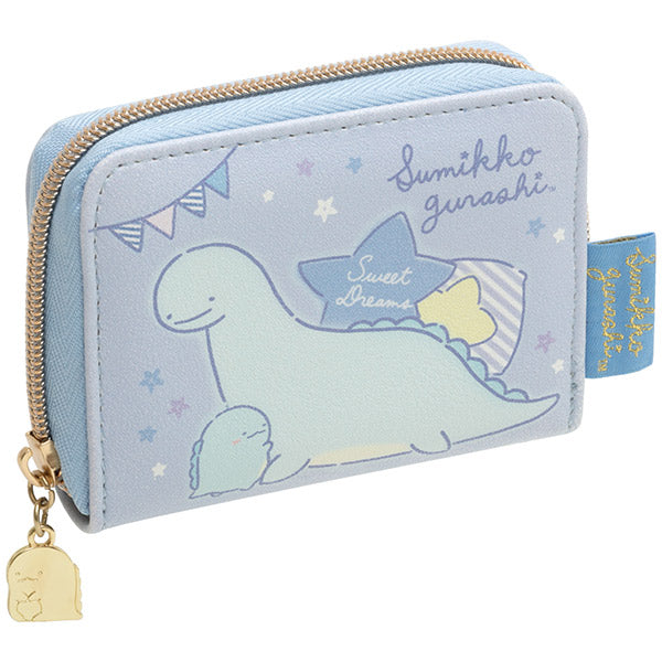 Sumikko Gurashi Card Case Tokage Lizard's Dream San-X Japan