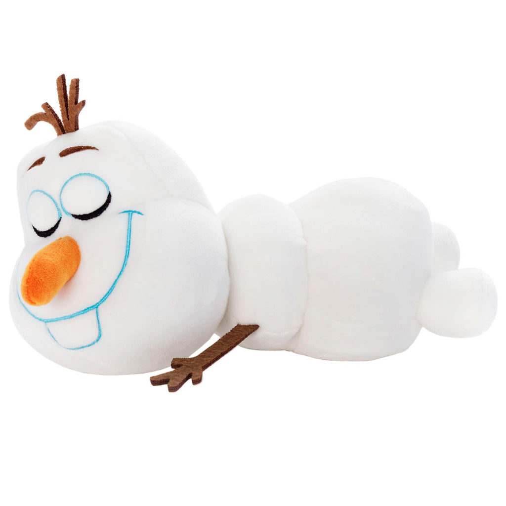 Frozen Olaf Plush Doll S Suyasuya Sleeping Friend Disney Takara Tomy