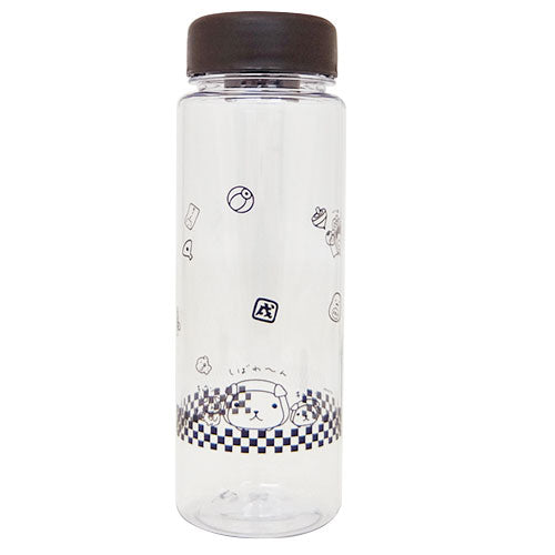Kapibara san Slim Clear Plastic Bottle Dog Kapibarasan Japan New Year