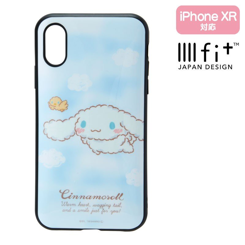 Cinnamoroll iPhone XR Case Cover IIIIfi+ Sanrio Japan
