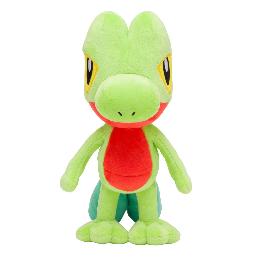 Treecko Kimori Plush Doll Japan Pokemon Center 20th Original
