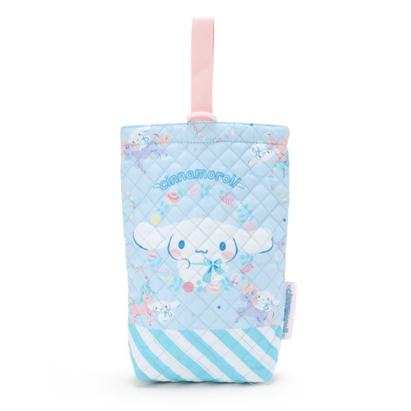 Cinnamoroll Quilting Shoes Bag Unicorn Sanrio Japan