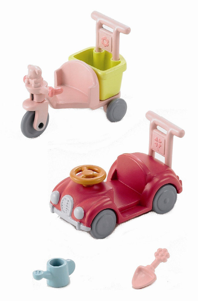 Tricycle Toy Car Kids Furniture K-216 Sylvanian Families Japan Calico Critters