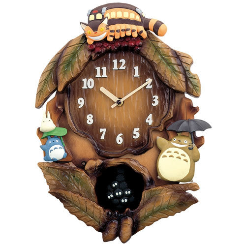 My Neighbor Totoro Pendulum Clock M837N Studio Ghibli Japan
