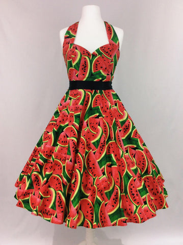 Watermelon Dress