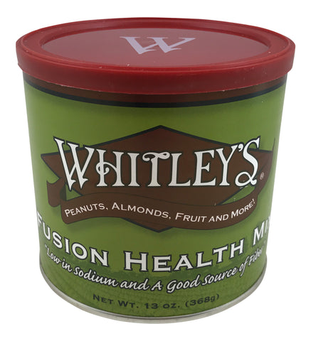 Whitley's Fusion Health Mix 13 Oz Tin