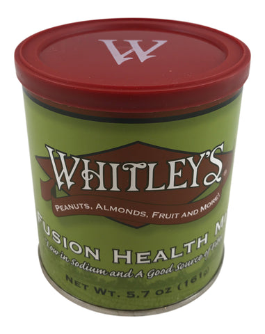 Whitley's Fusion Health Mix 5.7 Oz Tin