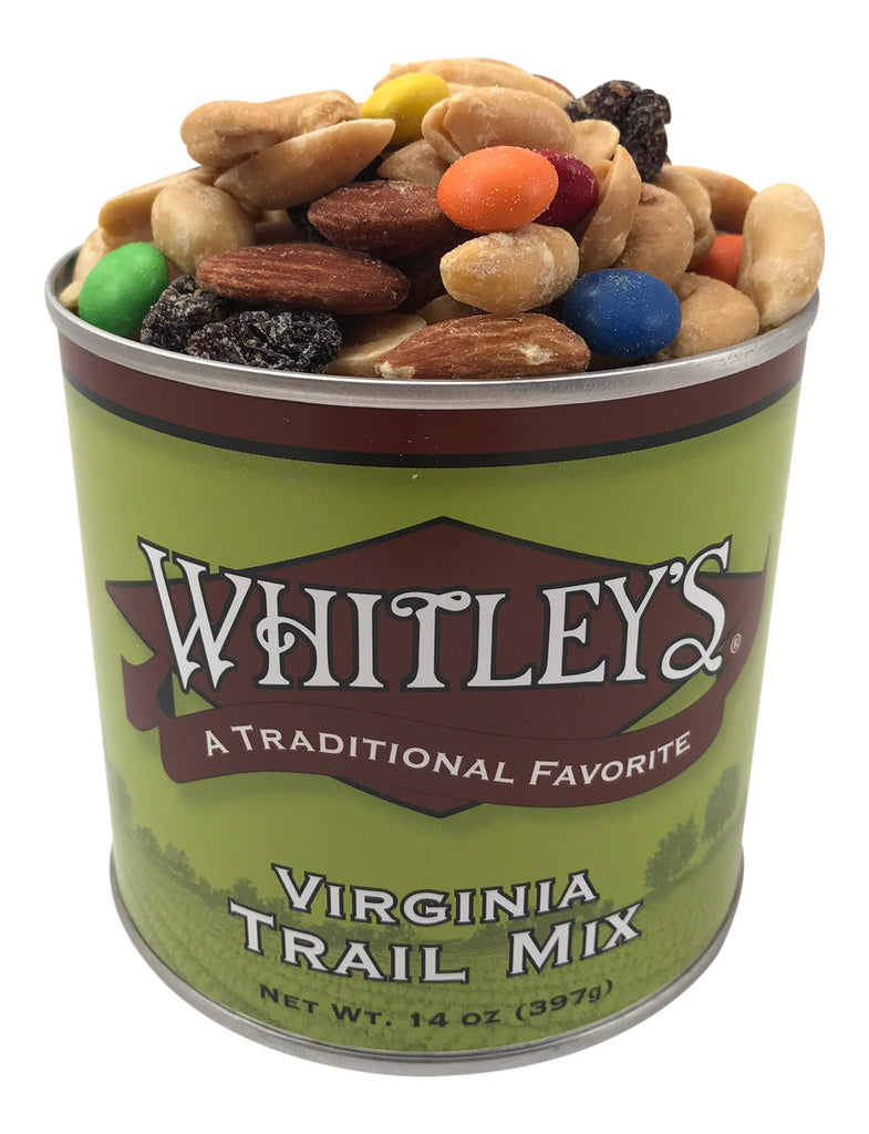 Whitley's Virginia Trail Mix 14 Ounce Tin
